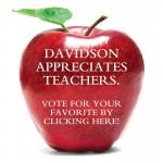 Davidson Appreciates Teachers