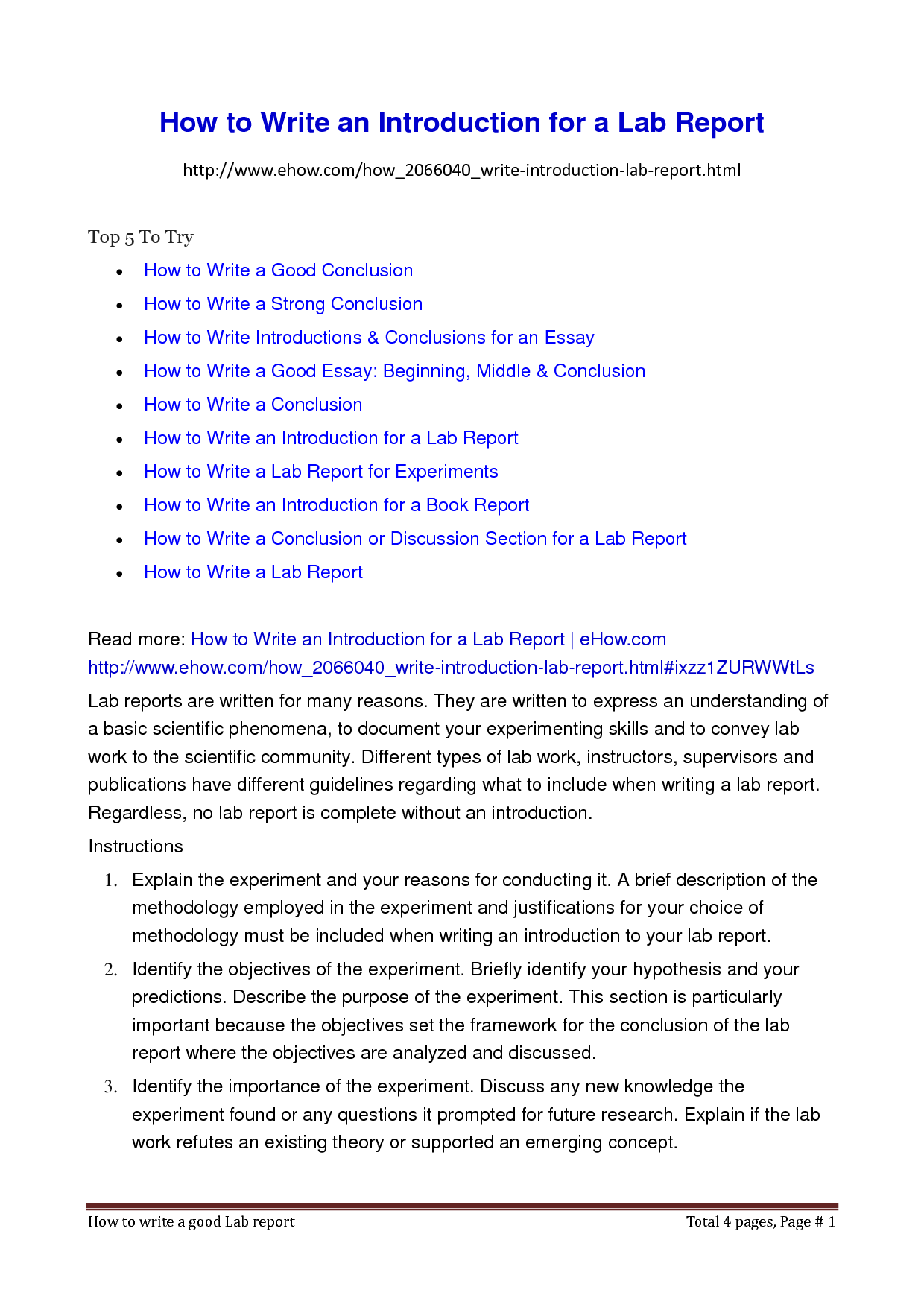 Dissertation writing guide a conclusion