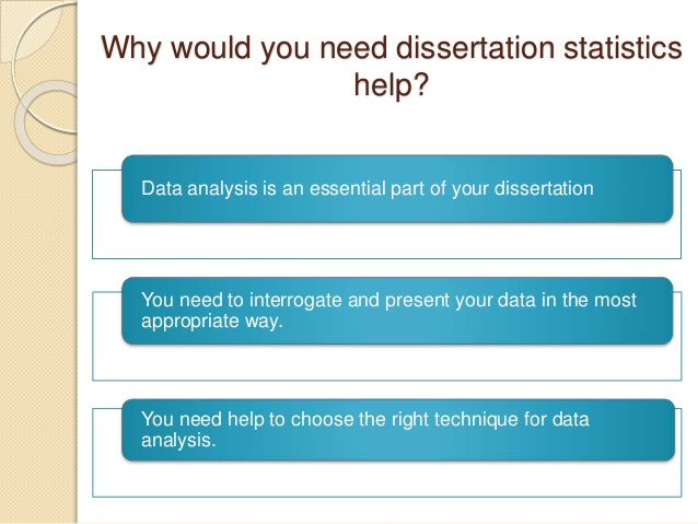 statistics help thesis Dissertation statistical consulting benefits  it can be frustrating to spend weeks or months struggling to learn statistics and still go into your defense not sure.