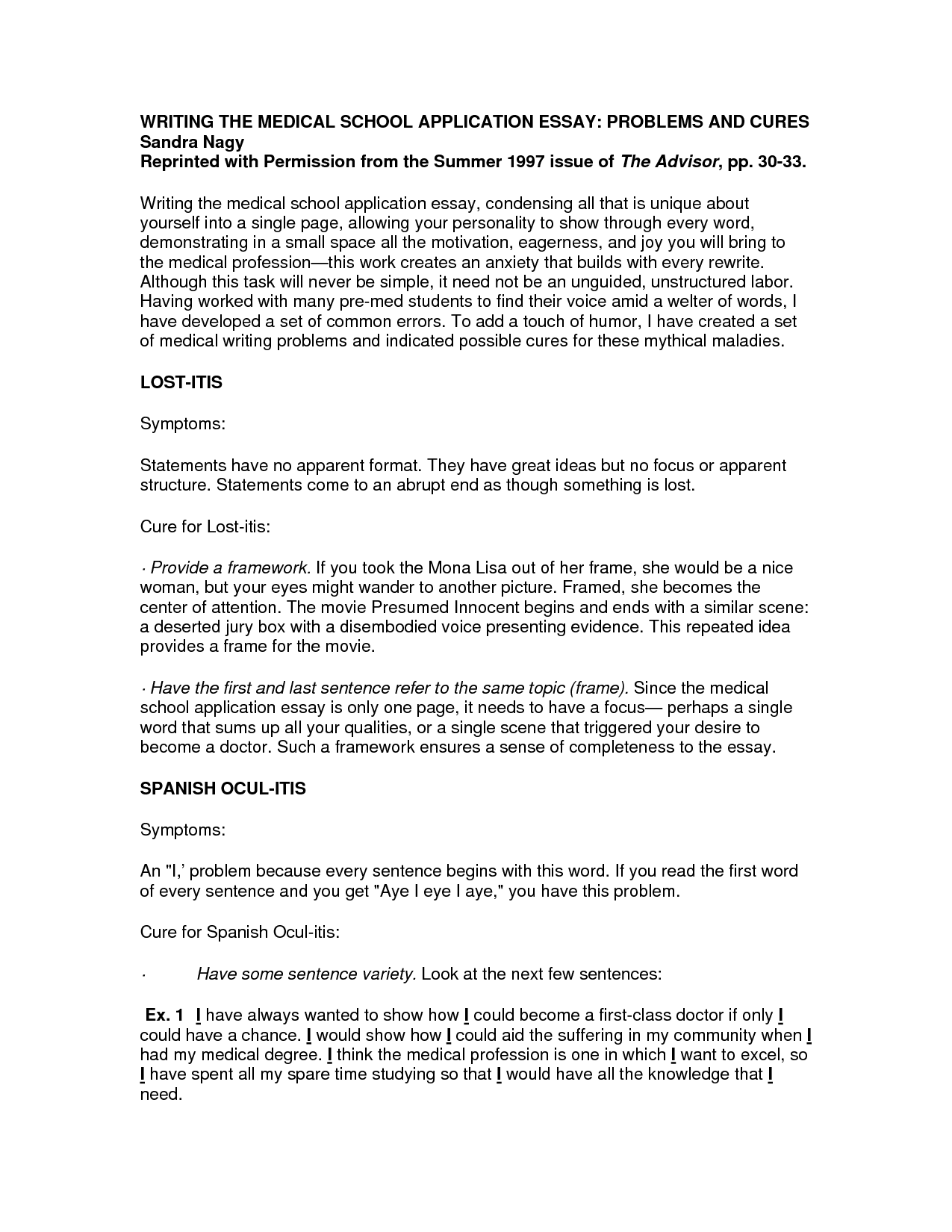 case analysis ockham technology View notes - case # 4- ockham technologies from mgmt 335 at oregon ockham technologies case notes context company specializing in creating sma (sales management.