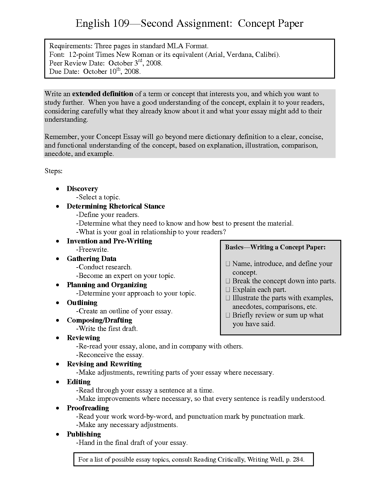 extended essay formal outline Formal presentation extended essay  as you are rewriting your outline and drafting this  programme extended essay guide.