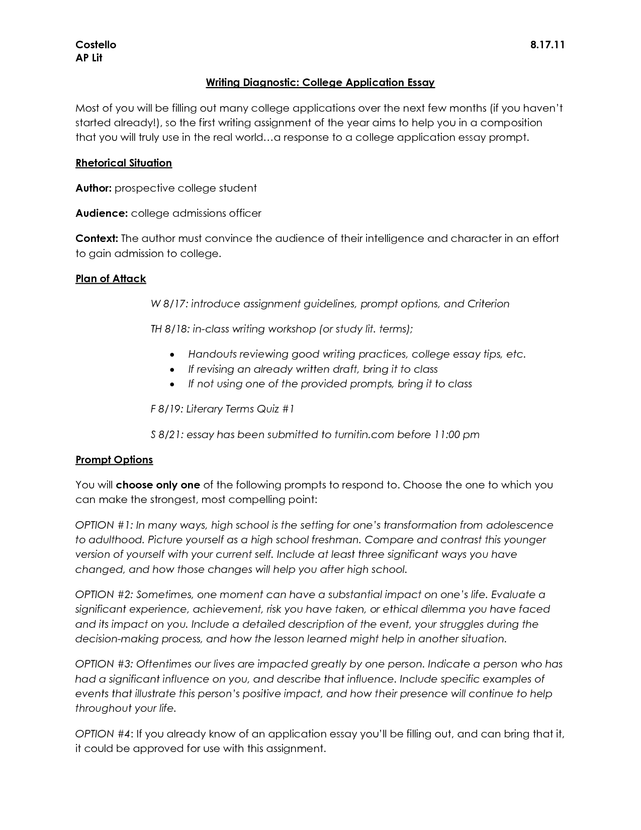 Science And Literature Essay Heading For College Essay How To Start A Synthesis Essay also Sample Business School Essays Heading For College Essay  Professional Writing Service College Essay Paper