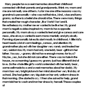 my fondest childhood memories essay My fondest childhood memories essay ebooks my fondest childhood memories essay is available on pdf, epub and doc format you can directly download and save in in to your device such.