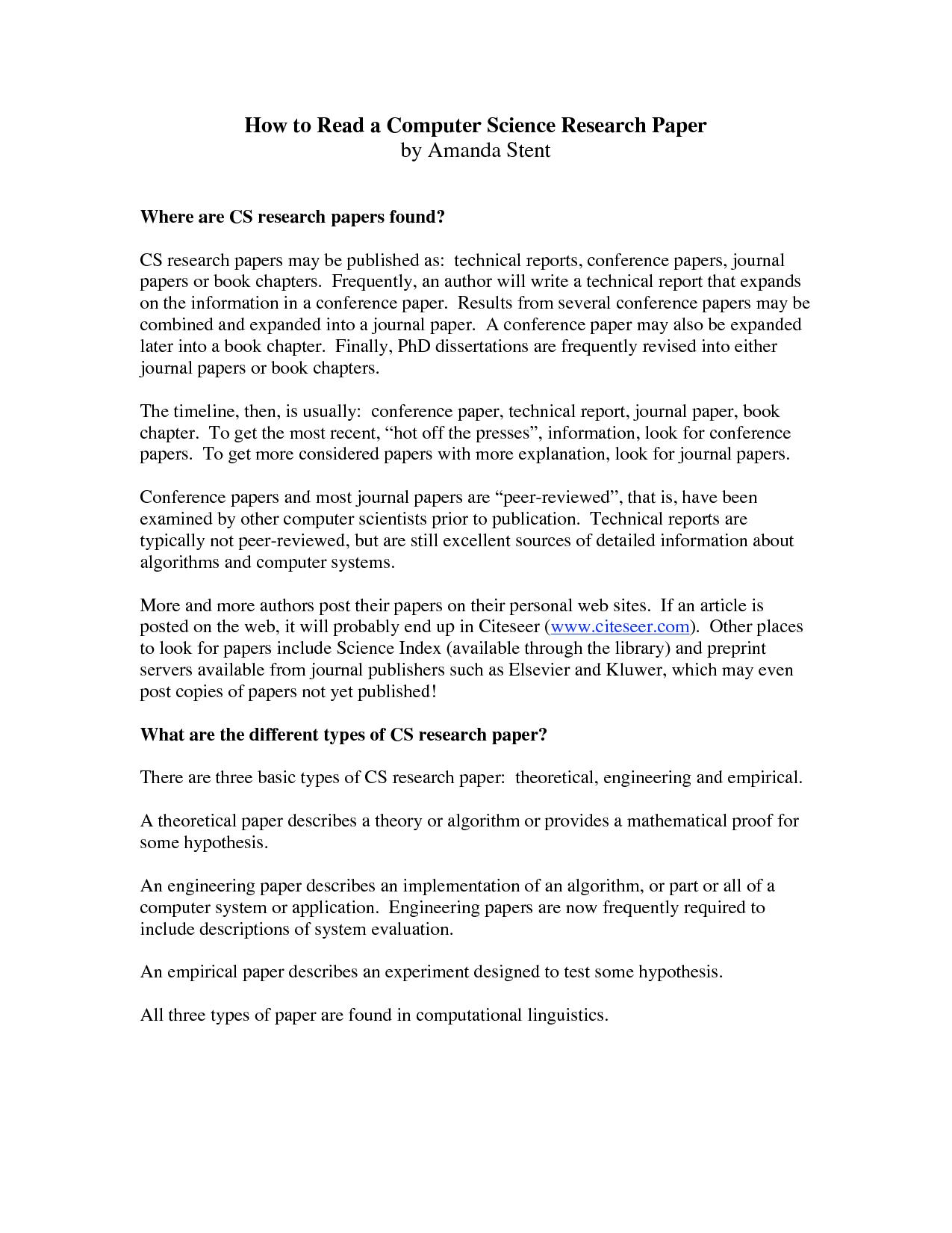 web involving development investigation papers