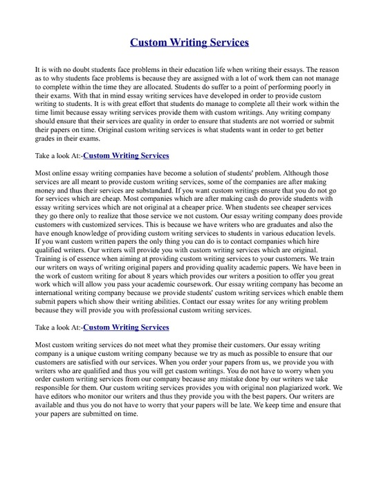 good custom essay Best place to write my essay we are a most excellent custom essay writing service and we are blessed with plenty of regular clients due to our quality works we have professional and skilled essay writers who can write quality paper every time.