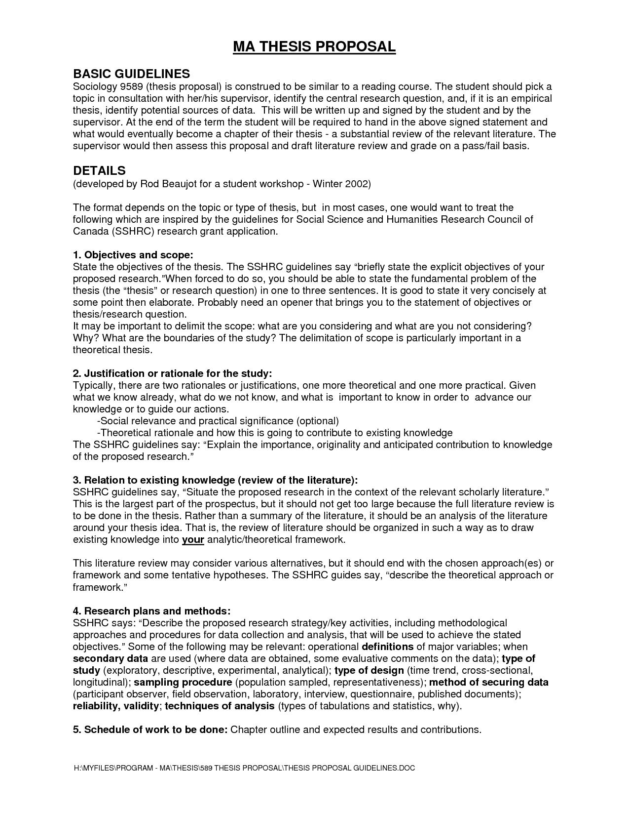 Write dissertation proposal gds genie.