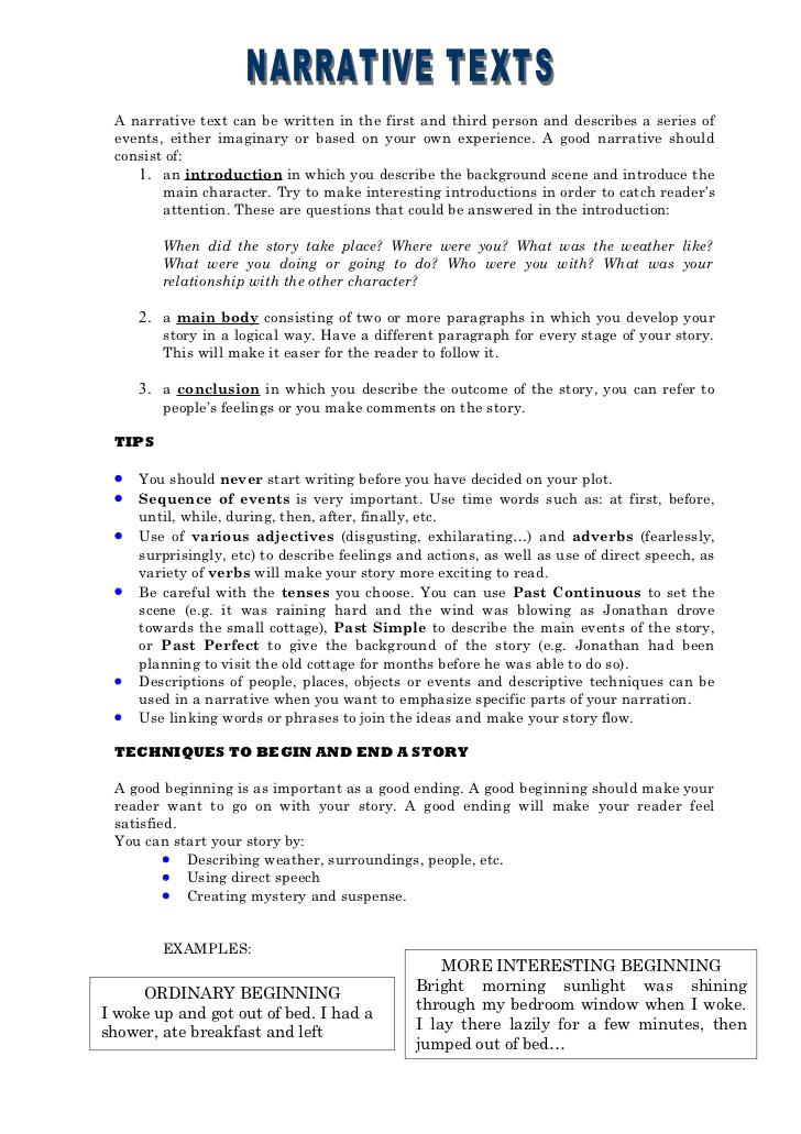 Help writing a narrative essay ghostwriting service