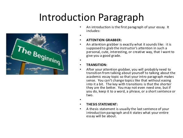 good intros for college essays Essay introduction is your roadmap for the entire essay enough talking about essay introduction definition for now let us not just introduce you to this thing in this article, we are going to show you few essay introduction examples for different styles and academic paper formats.