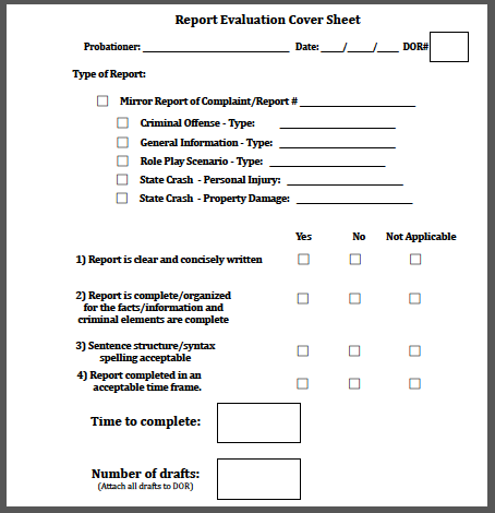 Writing an evaluation report thecheapjerseys Choice Image