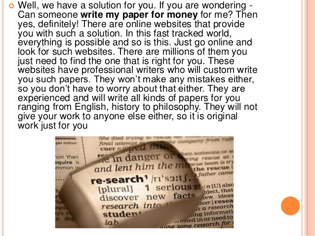 paper you can write on online
