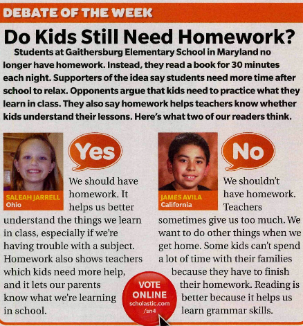 less homework more family time In a day, i want to be able to do homework/study, have time with friends and family, and do activities that are important to me i don't always feel i have enough time for this, and i feel.