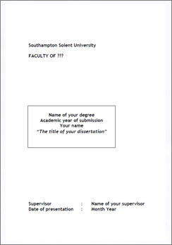 examples of dissertations