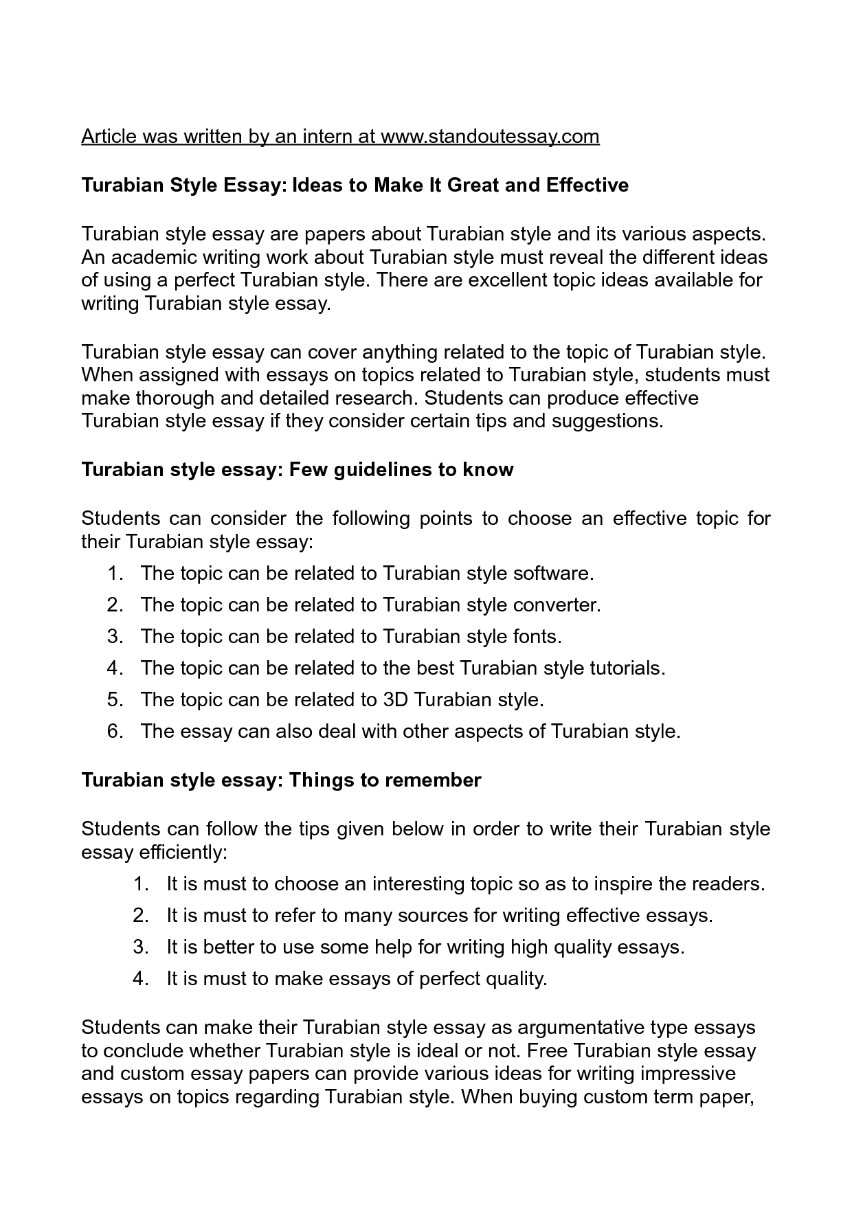 cover page for turabian research paper Turabian style research paper help many students arrive at college only to be shocked when an instructor tells them that there are specific formats for writing a term paper.