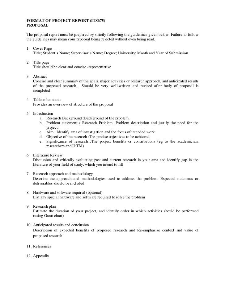 Paper Proposal Format Mersnoforum