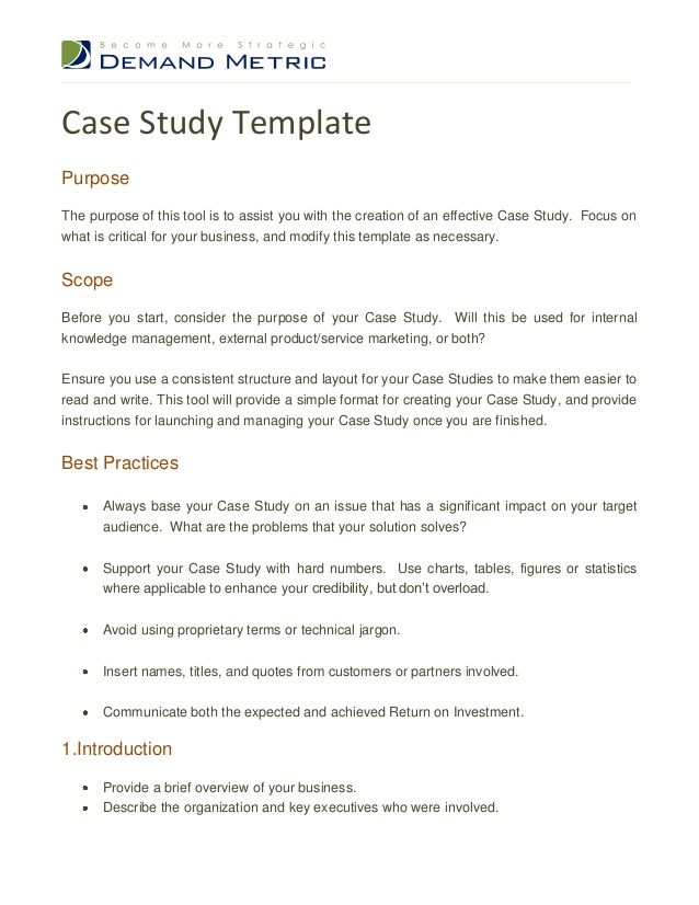Best Case Study Writing Sites For Mba