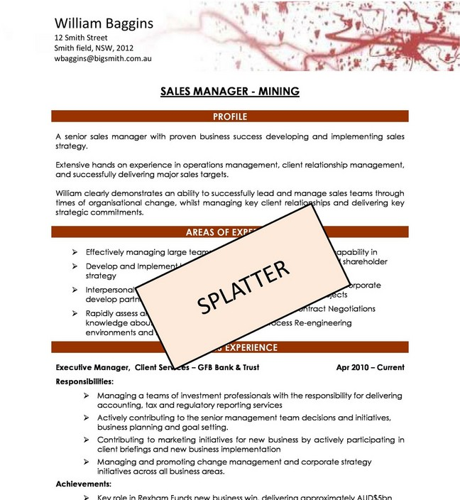 Employment agency cover letter sample photo 2