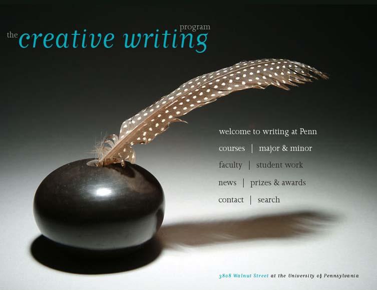 master in creative writing programs