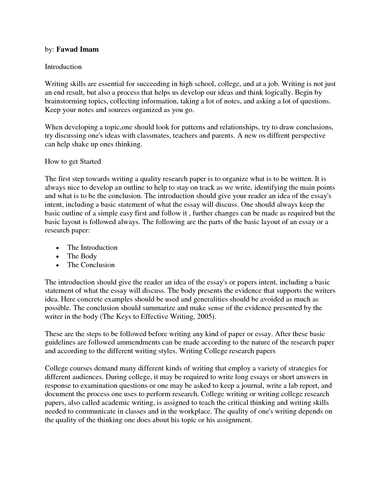 write my research paper for free