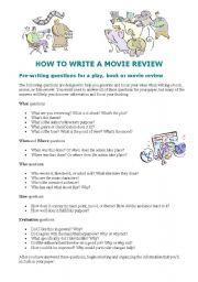 Write Me Algebra Movie Review