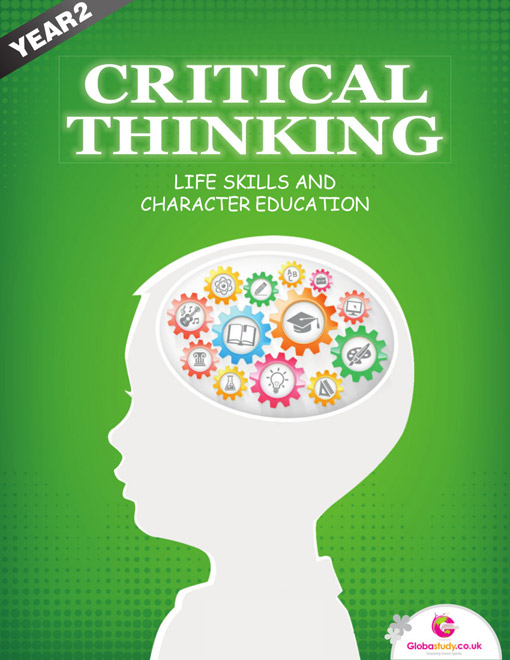 3 skills of critical thinking This engaging 384-page book develops critical thinking skills necessary for success in reading, writing, math, science, social studies, and standardized tests in grades 7-12.