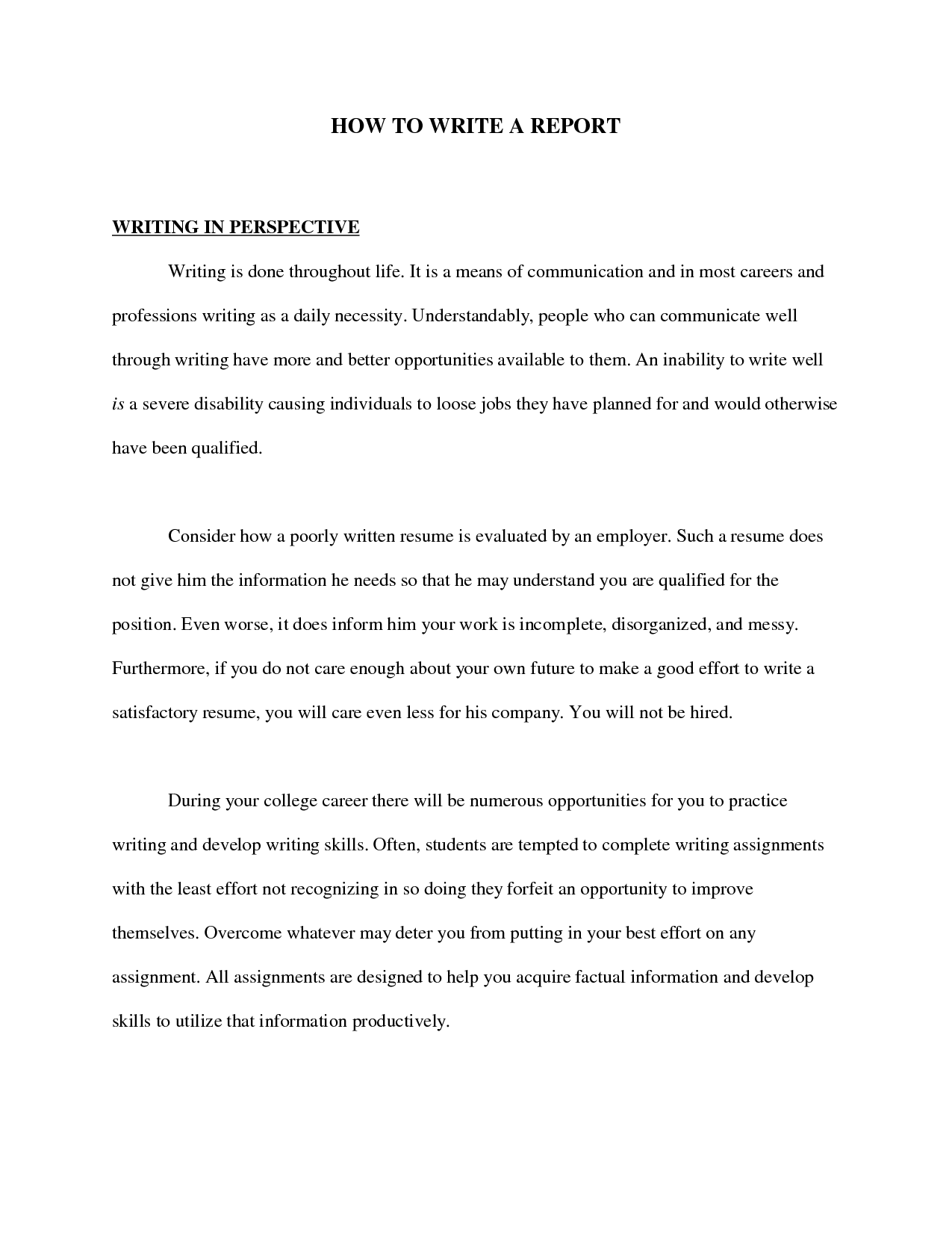 Academic Report Writing For Me Professional Writing Website