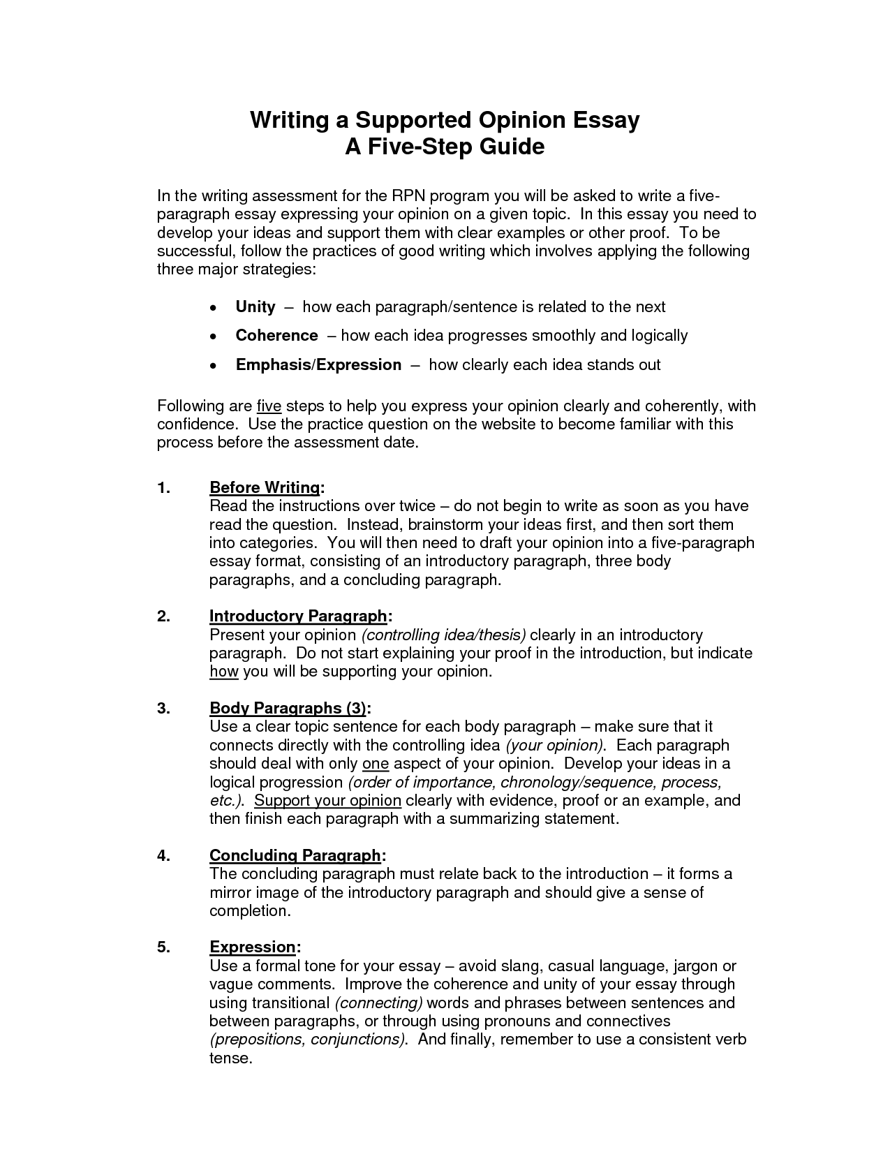 5 paragraph essay order of paragraphs A 5 paragraph essay is a cool way to check student's readiness the article explains how to carry out an effective 5 paragraph essay outline and shares other time-tested tips & tricks on writing a college-level paper.