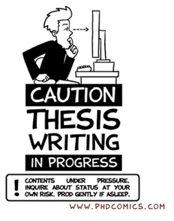 Phd thesis writer