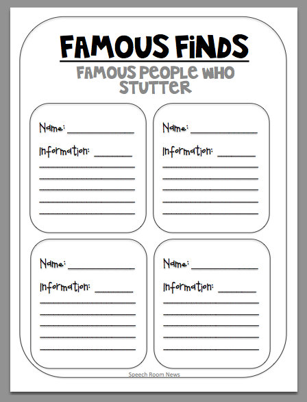 famous people to do a research paper on