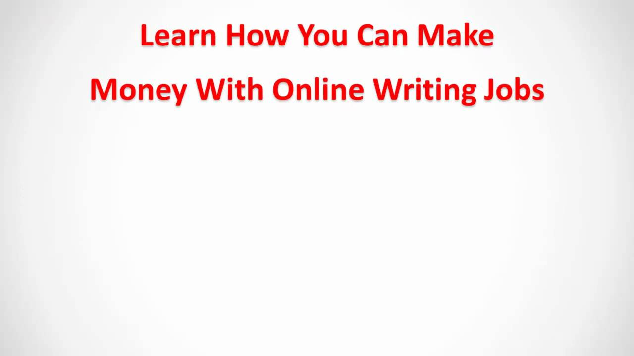 Essay Writing For Money
