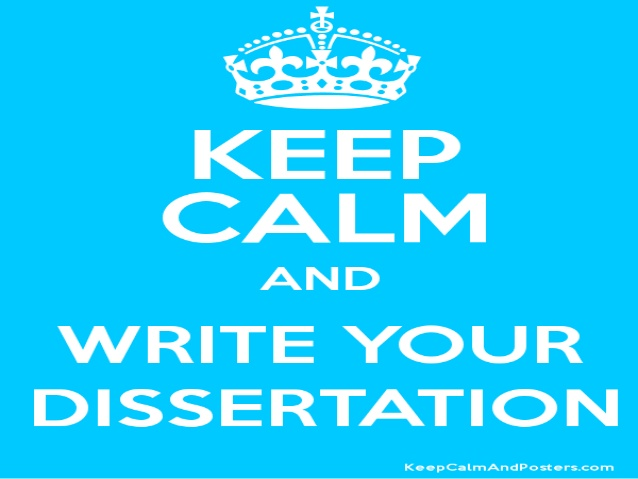 Can You Write Your Dissertation In A Week