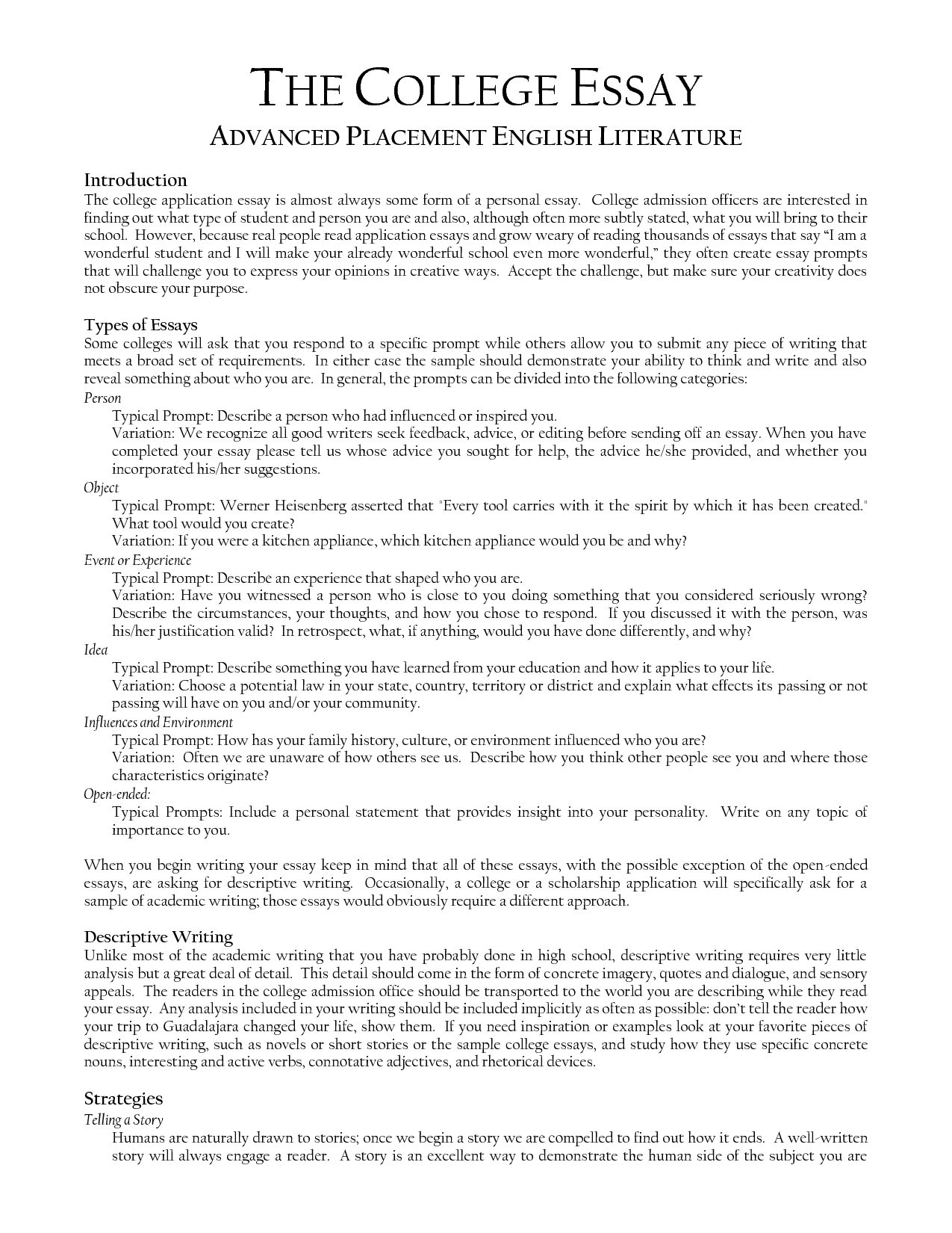 college format essay Mla (modern language association) style is most commonly used to write papers and cite sources within the liberal arts and humanities this resource, updated to reflect the mla handbook (8th ed), offers examples for the general format of mla research papers, in-text citations, endnotes/footnotes, and.