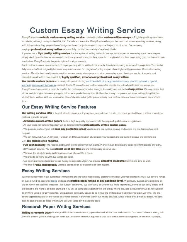 Paper writing service cheap in australia