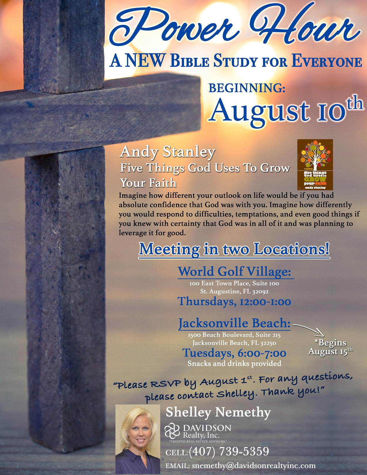 Bible Study | St. Augustine by-the-Sea